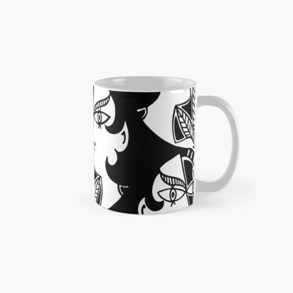 Cocteau Heads Print Classic Mug