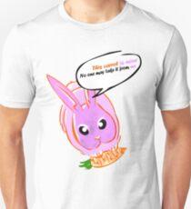 Rob-bit color version Unisex T-Shirt