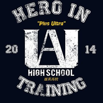 UA - Hero in Traning by Ruwah