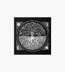 Druide Baum des Lebens Galeriedruck