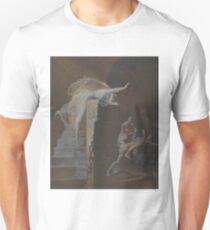 Ariadne Watching the Struggle of Theseus with the Minotaur by Henry Fuseli Unisex T-Shirt
