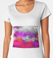 Color Cube Craze Women's Premium T-Shirt