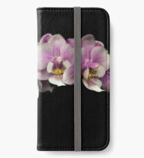 Pink Orchid  iPhone Wallet/Case/Skin
