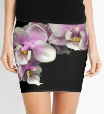 Pink Orchid  Mini Skirt