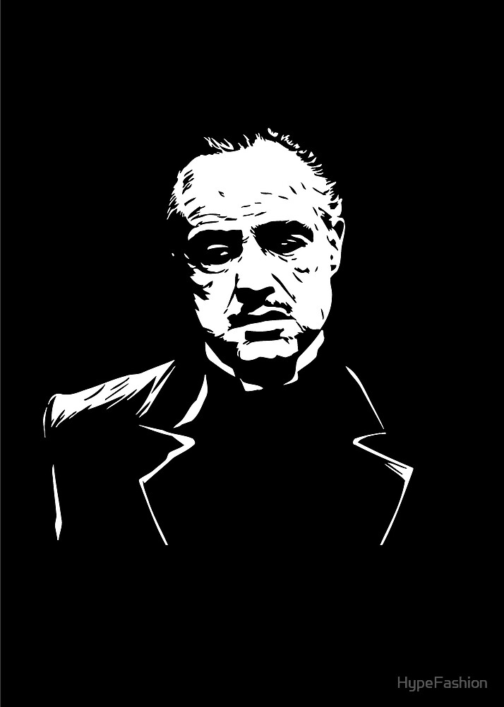 The godfather don corleone by hypefashion redbubble the godfather don corleone by hypefashion thecheapjerseys Choice Image