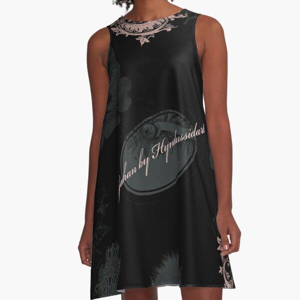 Gahan Fabric by Hyndussidart.com A-Line Dress
