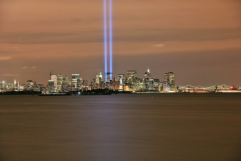 W T C Towers of Light by pmarella