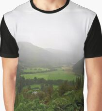 Scottish Valley Graphic T-Shirt