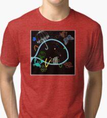 cool sketch 11 Tri-blend T-Shirt