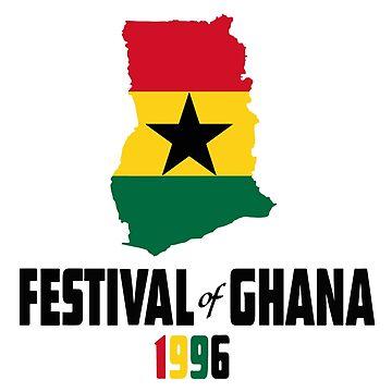 FESTIVAL OF GHANA by ClaytonHickman