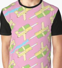 Super Soakers Graphic T-Shirt