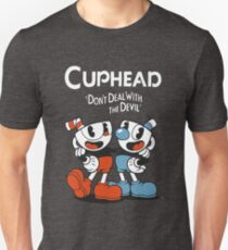 Cuphead Game T-Shirt