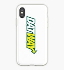 DatWay - I Used To Trap Outta Subway iPhone Case