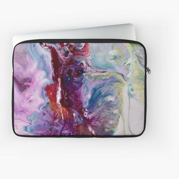 Magie abstraite 2 Laptop Sleeve