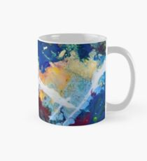 Magie abstraite 4cosmic, beauty, magic, alternate universe, universe, abstract, abstraction, fleuressence, fleuressenceart, Florence Berthold, color, spiritual, meditation, meditative Mug