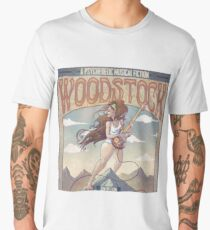 Jon Bellion Woodstock Men's Premium T-Shirt