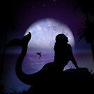 Mermaid by Adam Santana