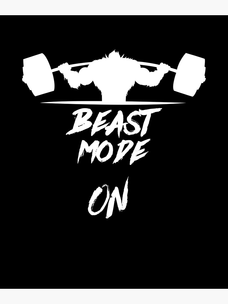 Beast Mode On Heavy Weights by Tranquilo
