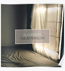Blackbear The Afterglow Poster