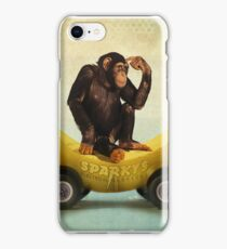 Sparky's Electrical Services iPhone Case/Skin