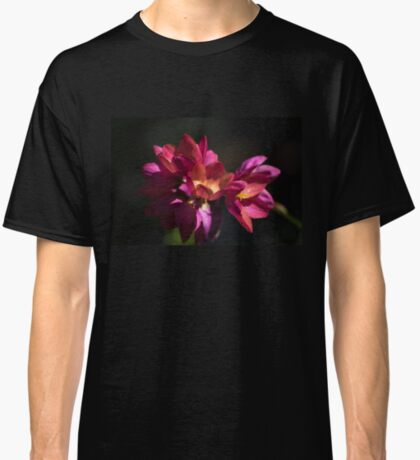 Flowers of Red and Pink Classic T-Shirt