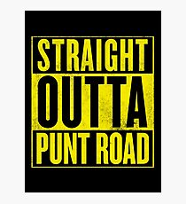 Straight Outta Punt Road Photographic Print