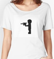 Solo, Han Solo Women's Relaxed Fit T-Shirt