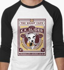 KK Slider Gig Poster Baseballshirt mit 3/4-Arm