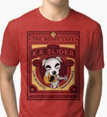 Camiseta de tejido mixto KK Slider Gig Póster
