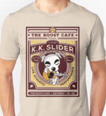 Camiseta unisex KK Slider Gig Póster