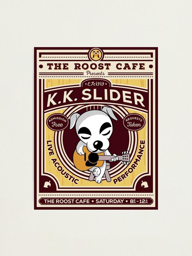 Alternate view of K.K. Slider Gig Poster Photographic Print