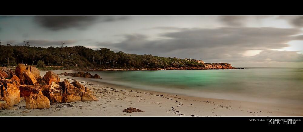 Castle Rock Bay II by Kirk  Hille