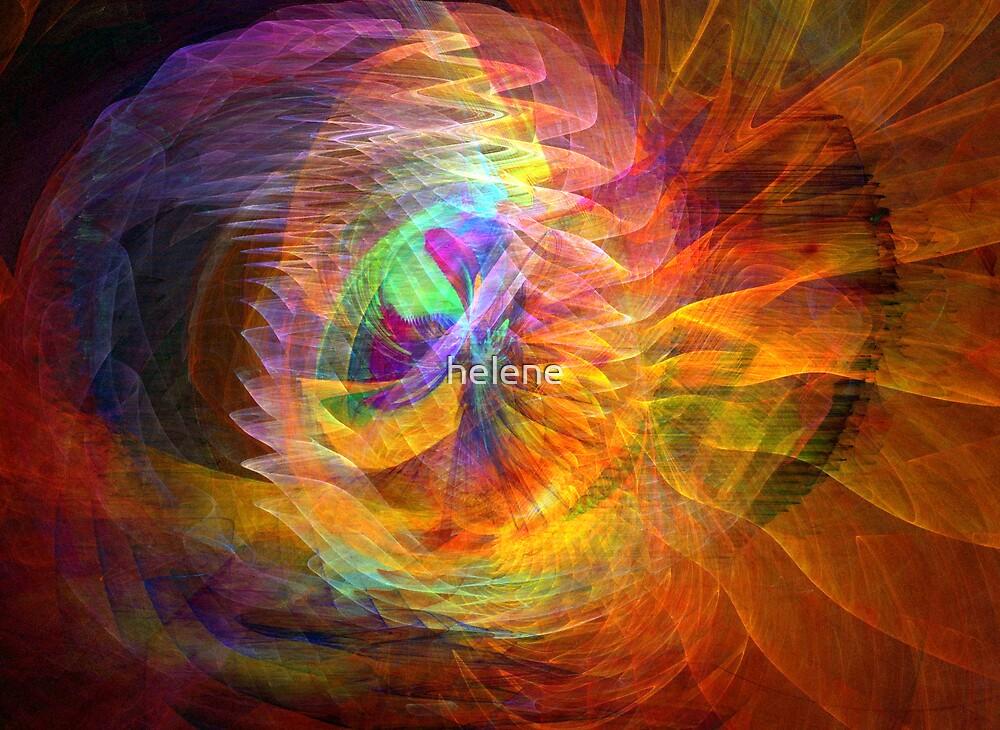 Dimensional shift 7 by helene