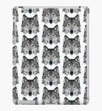 Crystalline Wolf iPad Case/Skin