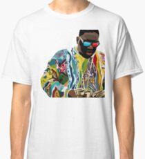 Biggie Sticker Classic T-Shirt