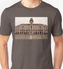 City Hall, Piazza Unità d'Italia, Trieste, Italy T-Shirt