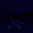 Halloween Hills by ishmam
