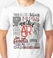 AJR The Click Unisex T-Shirt