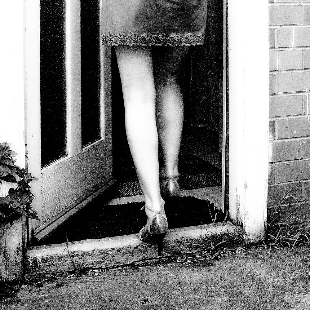 follow the girl by Bronwen Hyde