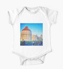 Pisa I One Piece - Short Sleeve