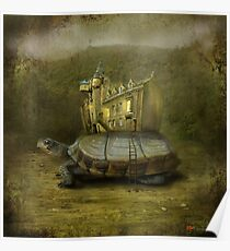 """Wandering Museum"" Poster"