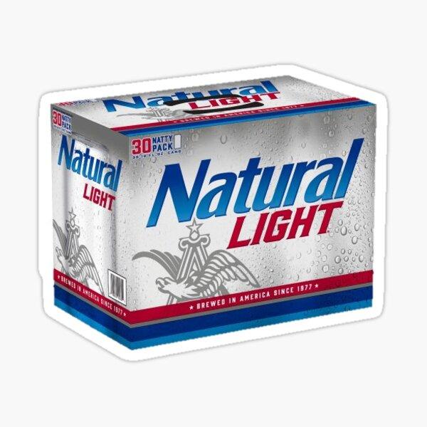 Natural Light Sticker