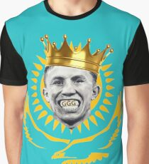 Gennady GGG Golovkin Middleweight King 2 Graphic T-Shirt
