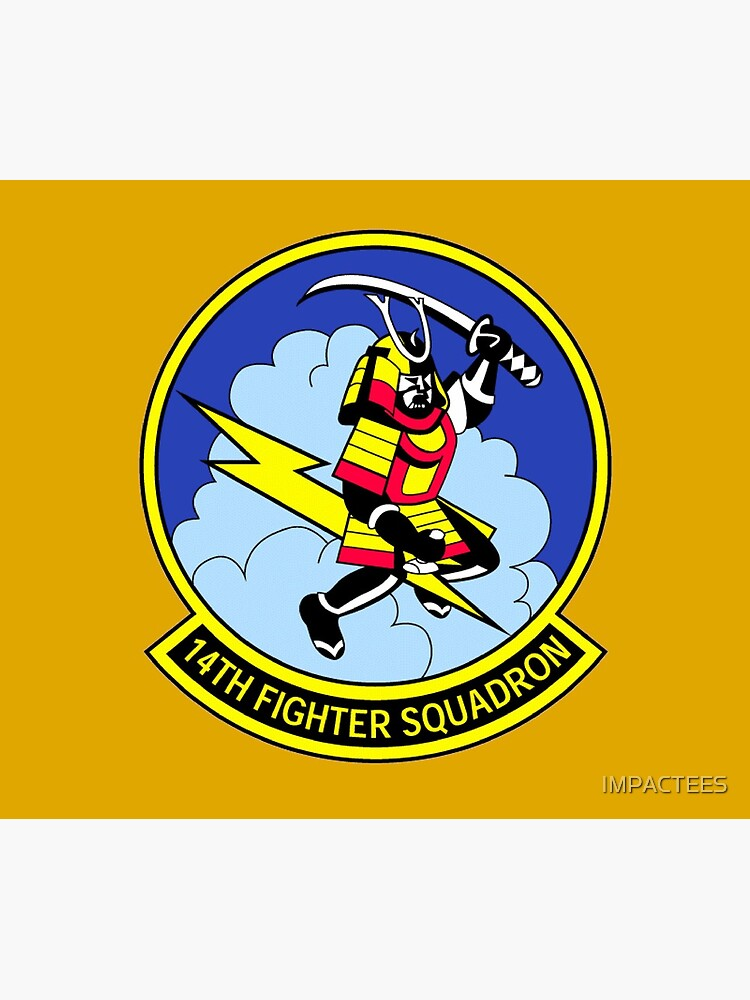 14th Fighter Squadron by IMPACTEES