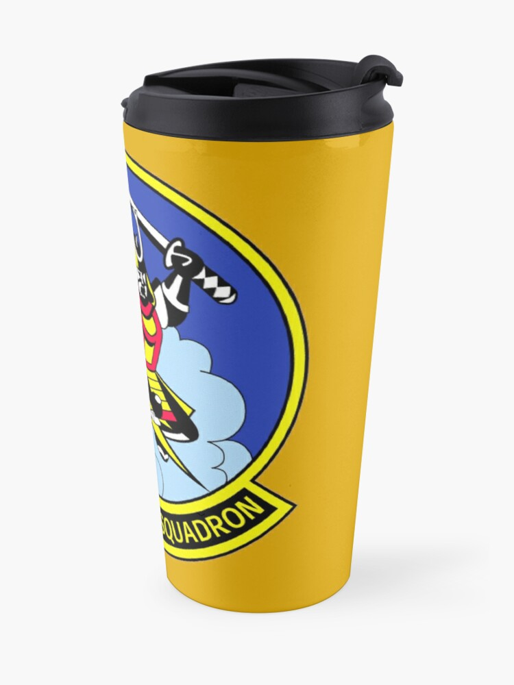 Alternate view of 14th Fighter Squadron Travel Mug