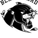 Black Panther 1 by BLACK BEARD
