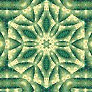 Peacock Feathers Mandalascopes by webgrrl
