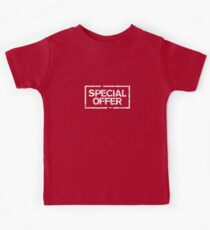 Special Offer (White) Kids Clothes