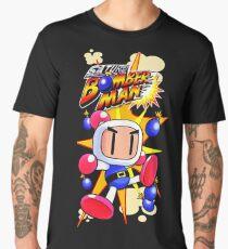 Saturn Bomberman Men's Premium T-Shirt