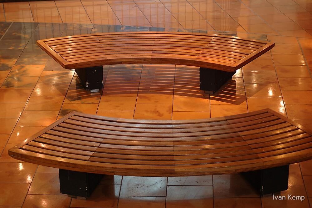 The Symmetry of Seats by Ivan Kemp